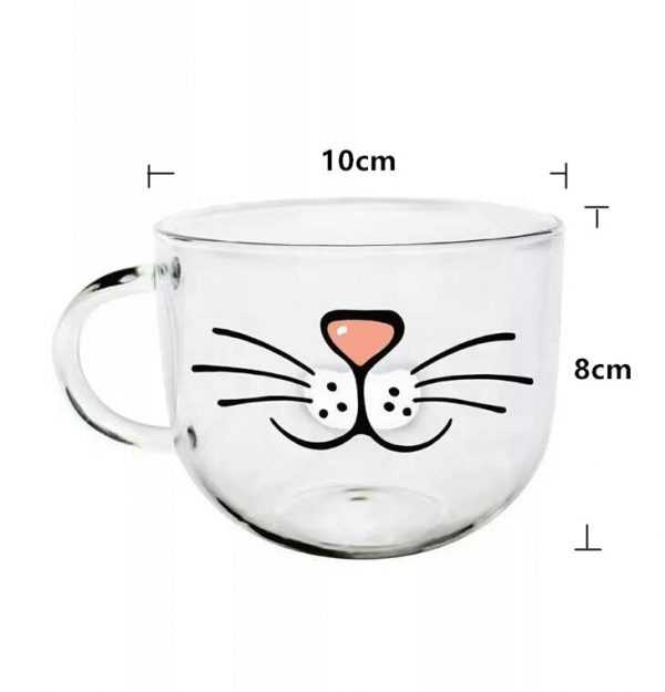 Hrnček - fúziky a nos 3 - pre milovníkov mačiek