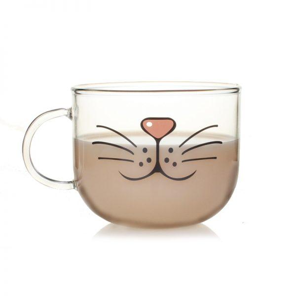 Hrnček - fúziky a nos 1 - pre milovníkov mačiek
