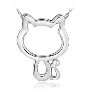 Malý náhrdelník - mačka s chvostíkom 1 - pre milovníkov mačiek