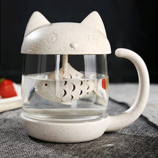 Luhovač čaju s mačkou 2 - pre milovníkov mačiek