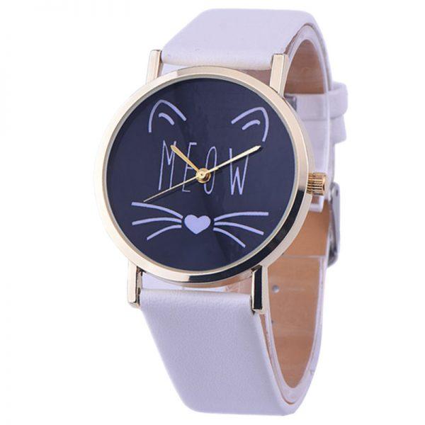 Mačacie hodinky - meow 1 - pre milovníkov mačiek