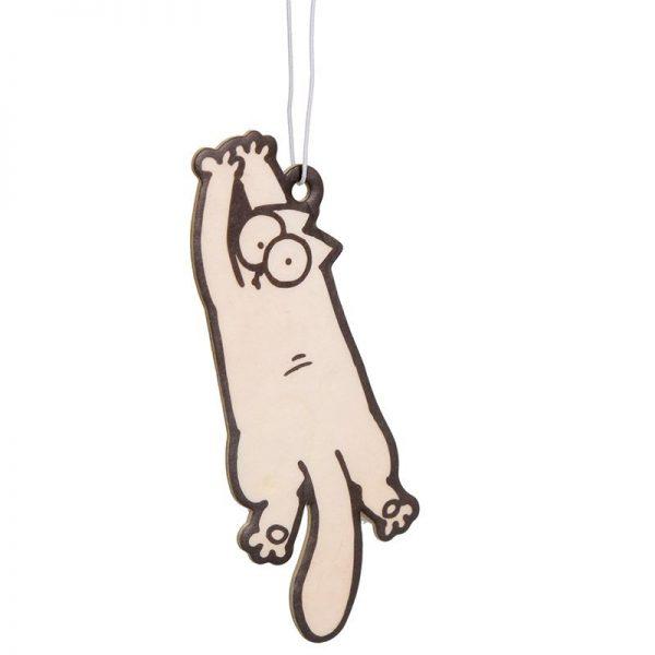 Osviežovač vzduchu Simon's Cat - Jahoda 2 - pre milovníkov mačiek