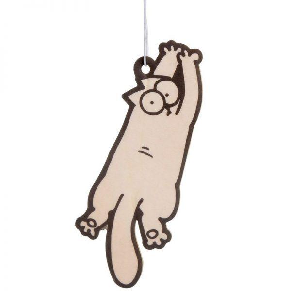 Osviežovač vzduchu Simon's Cat - Jahoda 3 - pre milovníkov mačiek