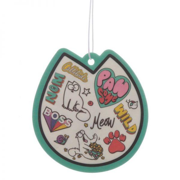 Osviežovač vzduchu - Kokos - Simon's Cat 3 - pre milovníkov mačiek