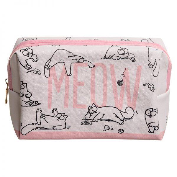 Toaletná taštička Simon 's Cat 1 - pre milovníkov mačiek