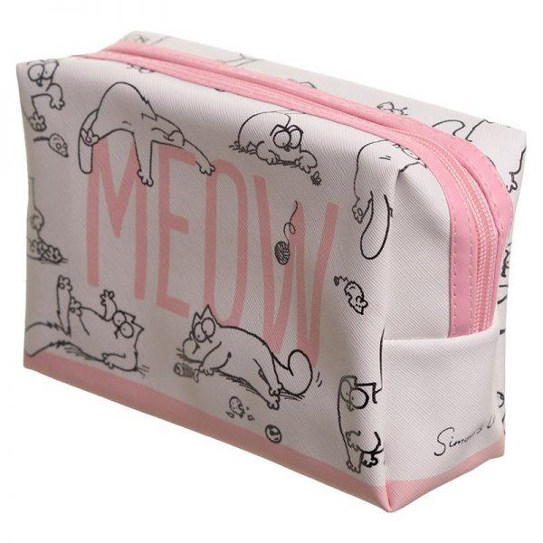 Toaletná taštička Simon 's Cat 6 - pre milovníkov mačiek