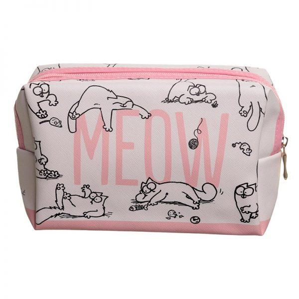 Toaletná taštička Simon 's Cat 4 - pre milovníkov mačiek