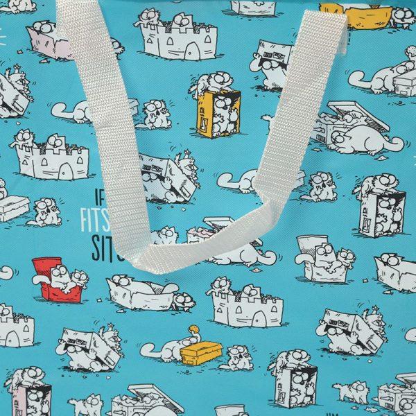Kôš na bielizeň Simon's Cat 5 - pre milovníkov mačiek