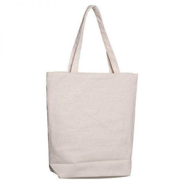 Látková taška so zipsom Feline Fine 2 - pre milovníkov mačiek