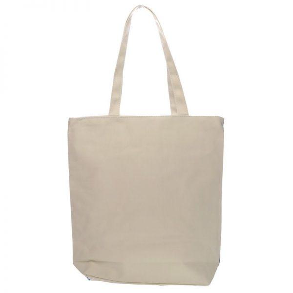 Látková taška se zipem Simon's Cat, modrá 3 - pre milovníkov mačiek