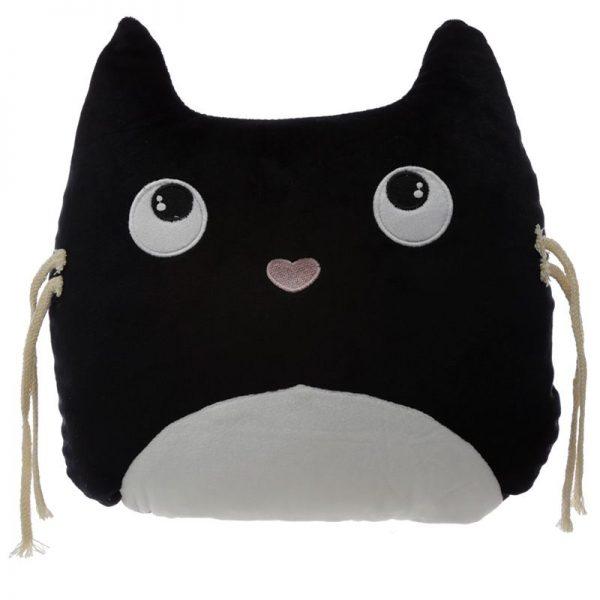 Plyšový polštář Feline Fine Kočka 1 - pre milovníkov mačiek