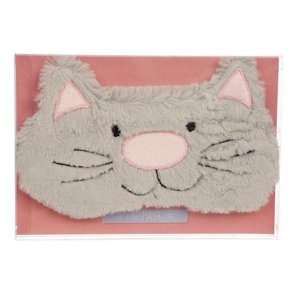 Maska na oči Mačacia princezná 6 - pre milovníkov mačiek