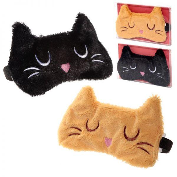 Maska na oči Feline Fine Kočka 1 - pre milovníkov mačiek