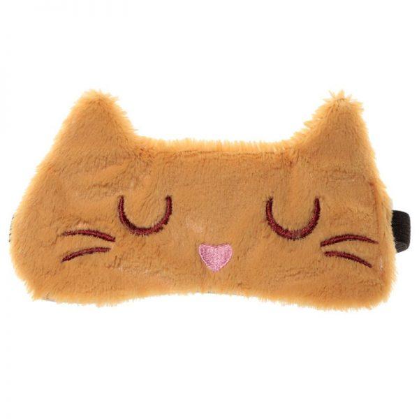 Maska na oči Feline Fine Kočka 3 - pre milovníkov mačiek
