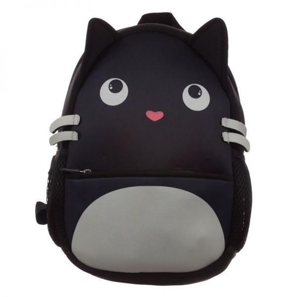 Feline Fine Cat Neoprene Rucksack Backpack 1 - pre milovníkov mačiek