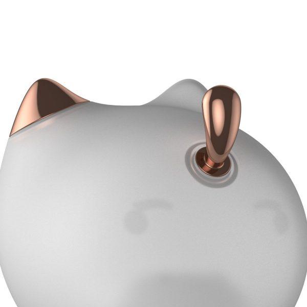 Lampička Baseus - mačička, silikónové nočné svetlo v tvare mačky 6 - pre milovníkov mačiek