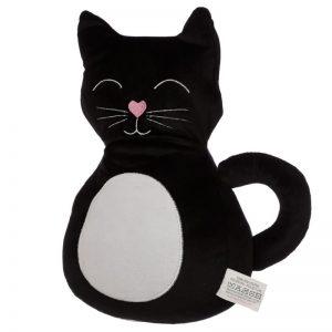Zarážka do dverí Čierna mačka