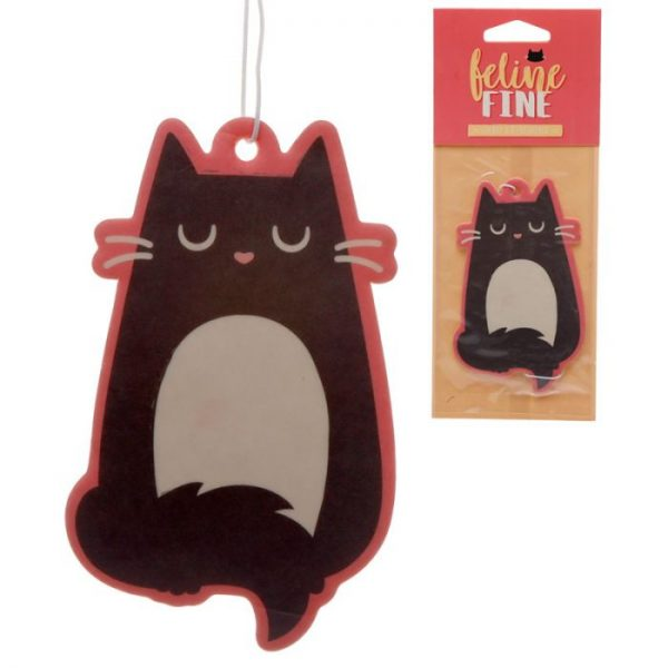 Osviežovač vzduchu Feline Fine - Čerešňa 1 - pre milovníkov mačiek