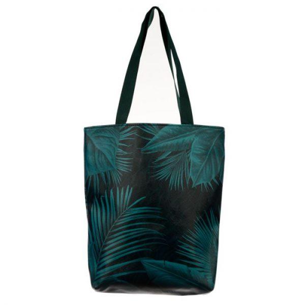 Nákupná taška s motivom veľkej mačičky s pruhmi 2 - pre milovníkov mačiek