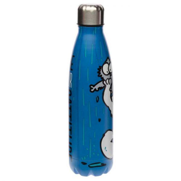 Simon's Cat fľaša z nerezovej ocele na tepelnú izoláciu nápojov 500ml 3 - pre milovníkov mačiek