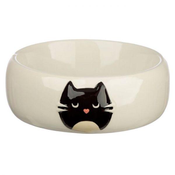 Mačka Feline Fine Ceramic miska na jedlo pre mačky 1 - pre milovníkov mačiek