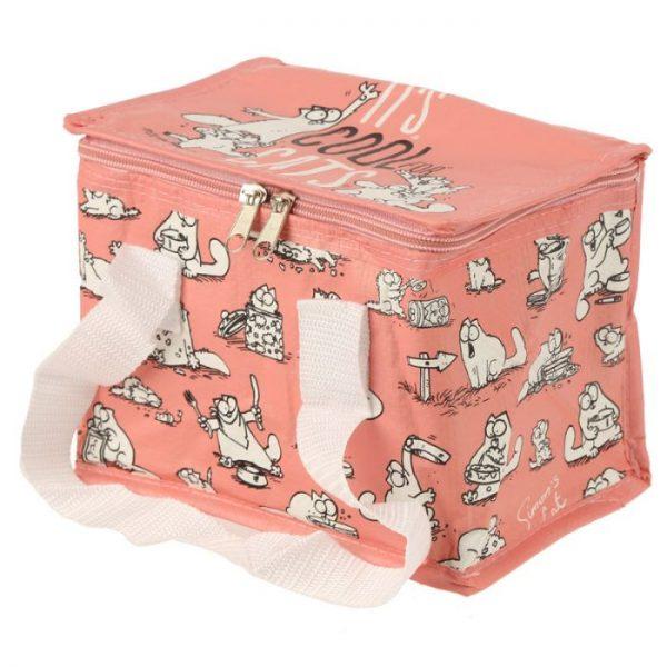 Izolačná taška na desiatu - Simon's Cat It' Cool for Cats 6 - pre milovníkov mačiek