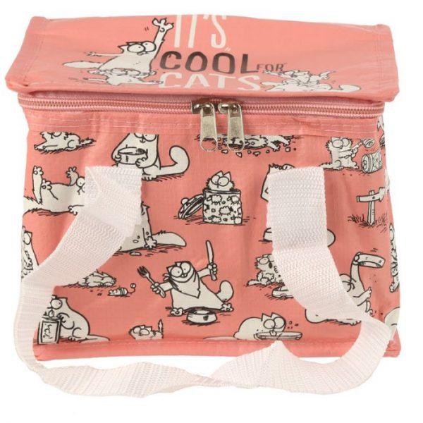 Izolačná taška na desiatu - Simon's Cat It' Cool for Cats 10 - pre milovníkov mačiek