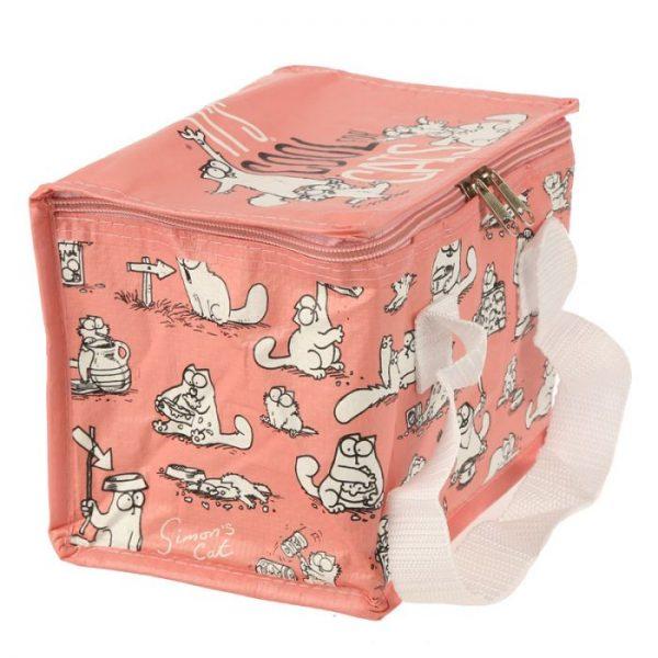 Izolačná taška na desiatu - Simon's Cat It' Cool for Cats 3 - pre milovníkov mačiek