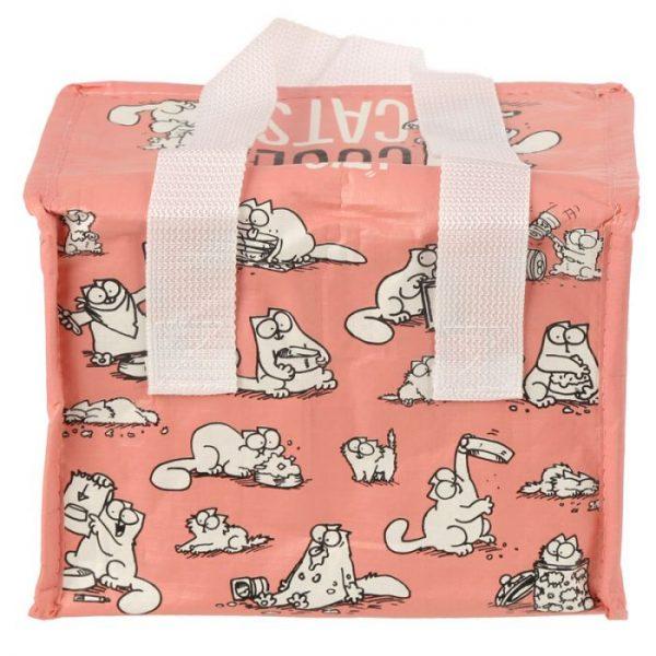 Izolačná taška na desiatu - Simon's Cat It' Cool for Cats 5 - pre milovníkov mačiek