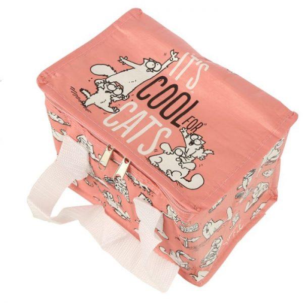 Izolačná taška na desiatu - Simon's Cat It' Cool for Cats 2 - pre milovníkov mačiek
