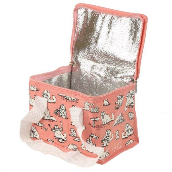 Izolačná taška na desiatu - Simon's Cat It' Cool for Cats 8 - pre milovníkov mačiek