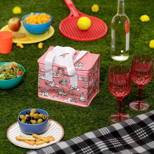 Izolačná taška na desiatu - Simon's Cat It' Cool for Cats 7 - pre milovníkov mačiek