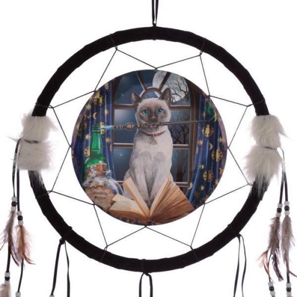 Lisa Parker mačka Hocus Pocus Lapač snov 33cm 2 - pre milovníkov mačiek