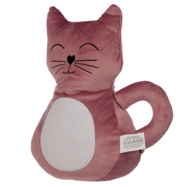 Pink Cat Zarážka do dverí 1 - pre milovníkov mačiek