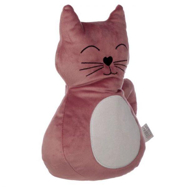 Pink Cat Zarážka do dverí 3 - pre milovníkov mačiek