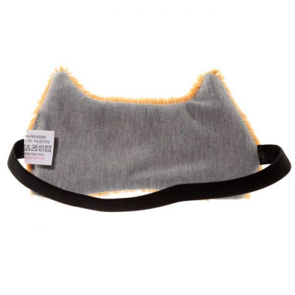 Maska na oči mačička Feline Fine čierna 7 - pre milovníkov mačiek