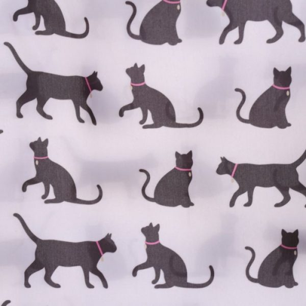 Skladacia Nákupná taška - I Love My Cat & I Love My Dog 2 - pre milovníkov mačiek