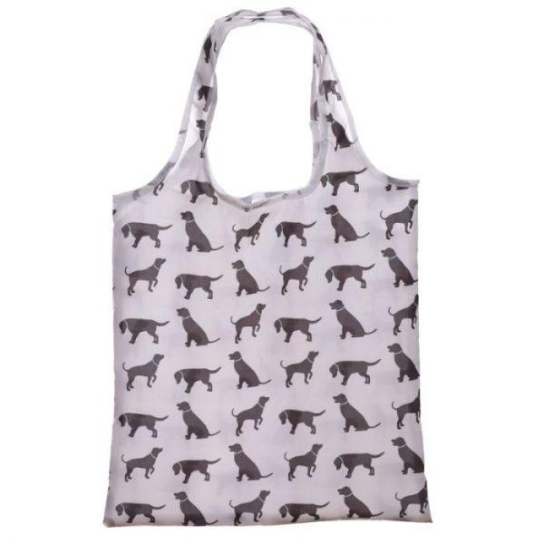 Skladacia Nákupná taška - I Love My Cat & I Love My Dog 3 - pre milovníkov mačiek