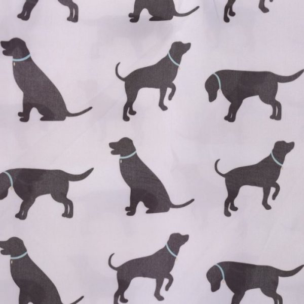 Skladacia Nákupná taška - I Love My Cat & I Love My Dog 4 - pre milovníkov mačiek