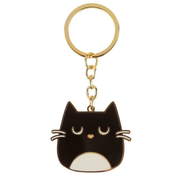 Mačka Feline Fine Design Kľúčenka 3 - pre milovníkov mačiek