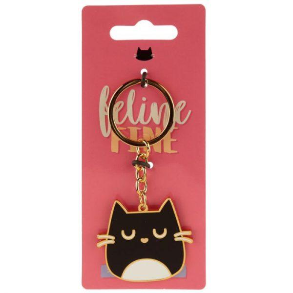 Mačka Feline Fine Design Kľúčenka 4 - pre milovníkov mačiek