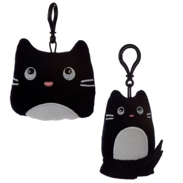 Kľúčenka Mačka Feline Fine Squishy Plush 1 - pre milovníkov mačiek