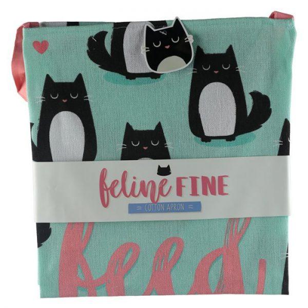 Zástera polobavlnená - Cat Feline Fine Meow 5 - pre milovníkov mačiek