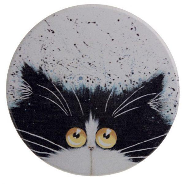 Kim Haskins Mačky Set 4 tácok 5 - pre milovníkov mačiek