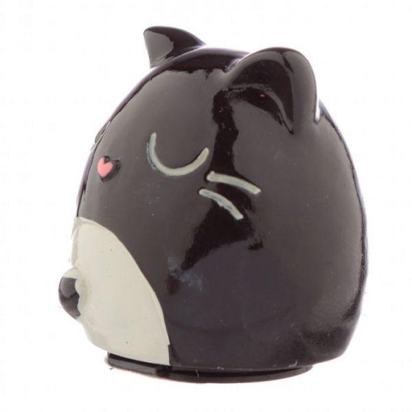 Balzam na pery v držiaku v tvare Feline Fine Cat - čierny 4 - pre milovníkov mačiek
