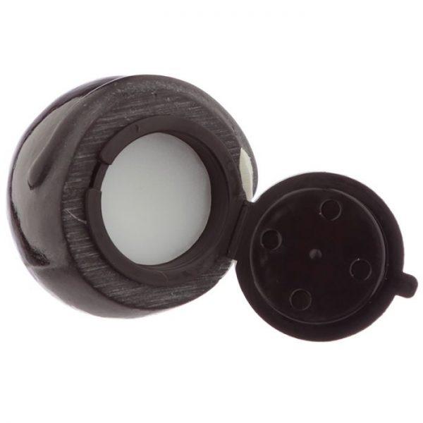 Balzam na pery v držiaku v tvare Feline Fine Cat - čierny 3 - pre milovníkov mačiek