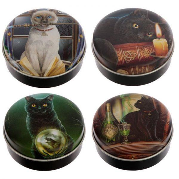 Lisa Parker Magické mačky Balzam na pery 1 - pre milovníkov mačiek