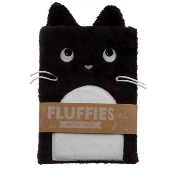 Mačka Feline Fine Plush fluffies A5 zošit 1 - pre milovníkov mačiek