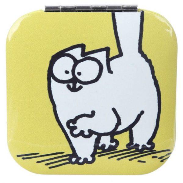 Simon's Cat Kompaktné zrkadielko 6 - pre milovníkov mačiek