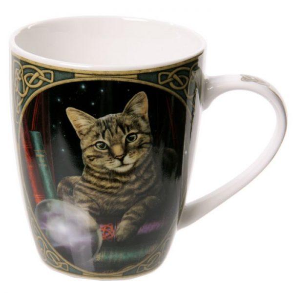 Lisa Parker Mačka médium Porcelánový hrnček 4 - pre milovníkov mačiek